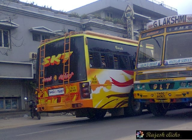 SALEM |City & Mofussil Bus|other Road Transportation Updates - Page