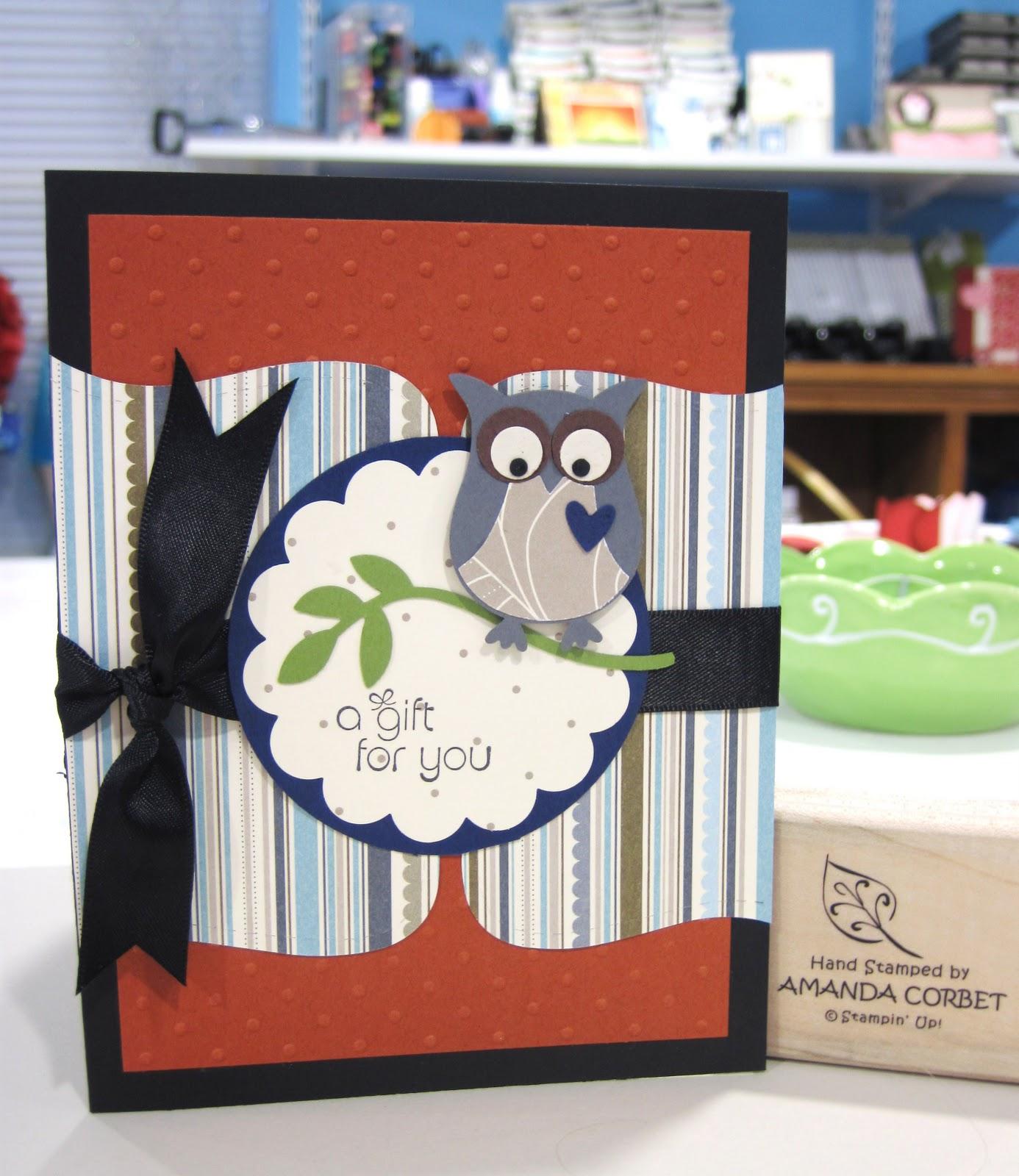 Owl Gift