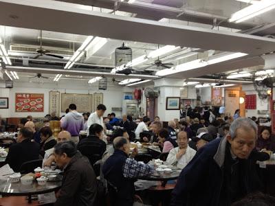 Lin Heung Tea House, Hong Kong