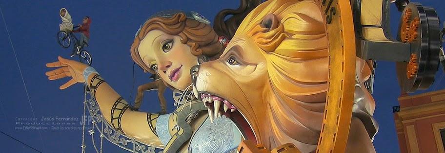 Fallas de Valencia, te lo contamos en vídeos 2015