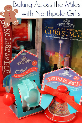 Baking Across the Miles with Hallmark Northpole Gifts