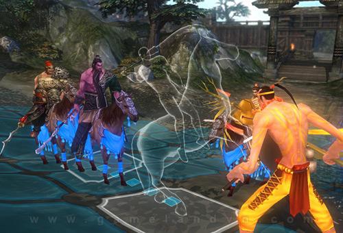 """Đôi nét về """"siêu webgame"""" Epic of the Three Kingdoms 8"""