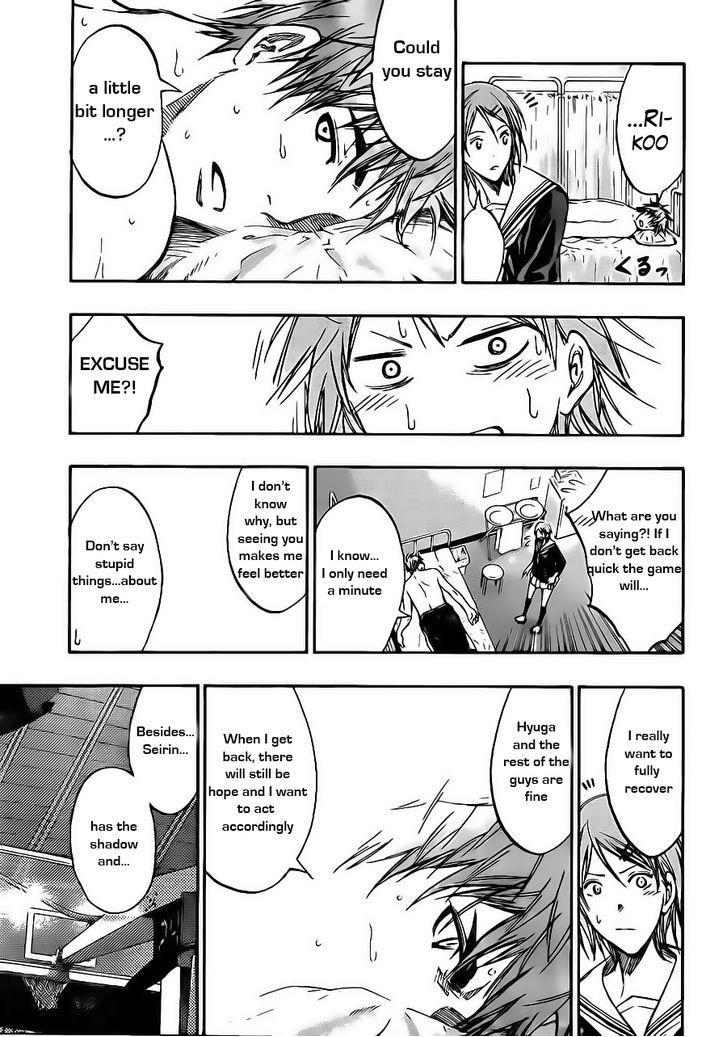 Kuroko no Basket Manga Chapter 163 - Image 09