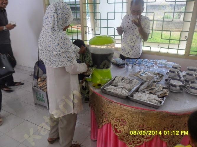 Tea break, Tangerang