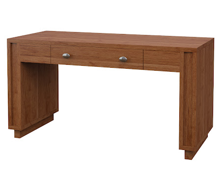 Aurora Writing Desk in Itasca Maple