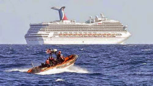 Cruise Ship Carnival Triumph Disaster Think Of It As A Metaphor For The Tribulation