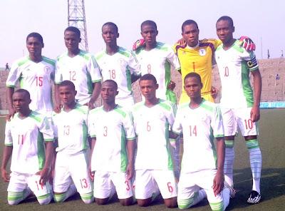 Nigeria football news, latest Nigeria football news,Friendly: Golden Eaglets 3-1 Virgin Kids