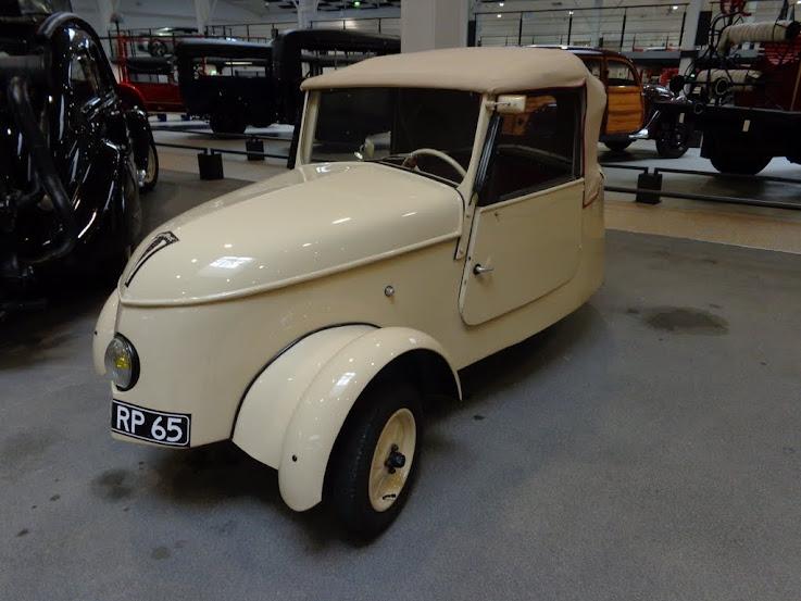 Musée de l'aventure Peugeot à Sochaux DSC01317