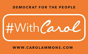 Image result for carol ammons campaign