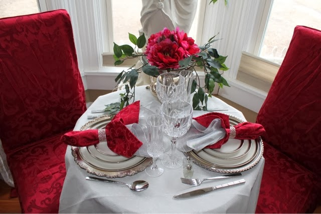 How To Set A Romantic Dinner Table For Two | www.imgkid ...