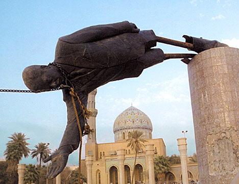 iraq war timeline
