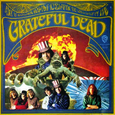the Grateful Dead ~ 1967 ~ the Grateful Dead