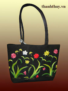 Hand Embroidered Bag