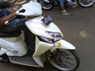 Vario Cw Modifikasi Ring 17