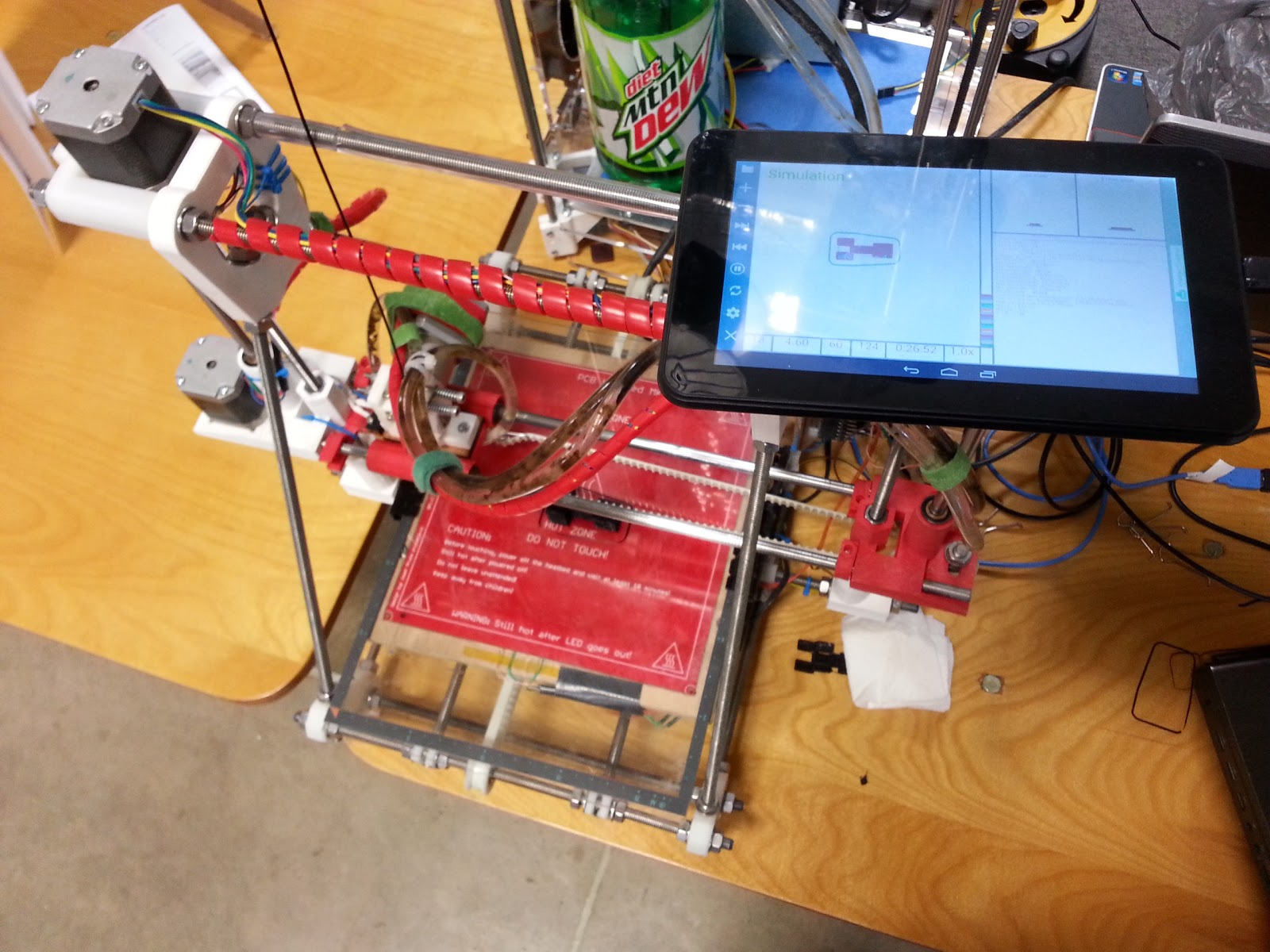 I finally got a chance to give this a try at the Midwest RepRap Fest
