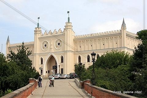 Zamek w Lublinie.