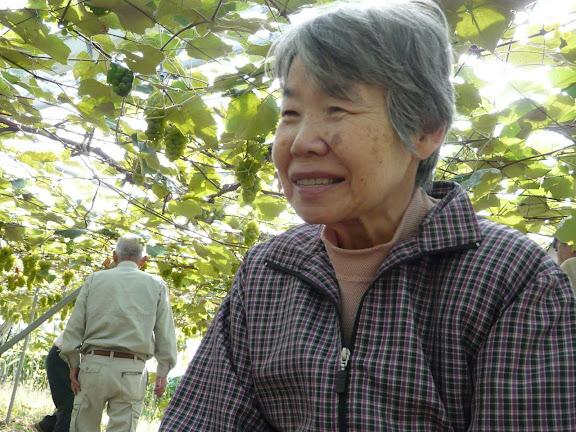 松本さんも笑顔です