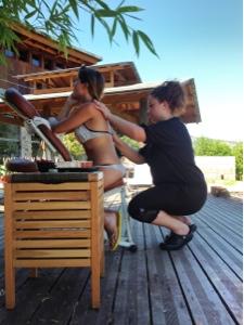 Instalaciones Termales Outariz, spa, Ourense, masajes