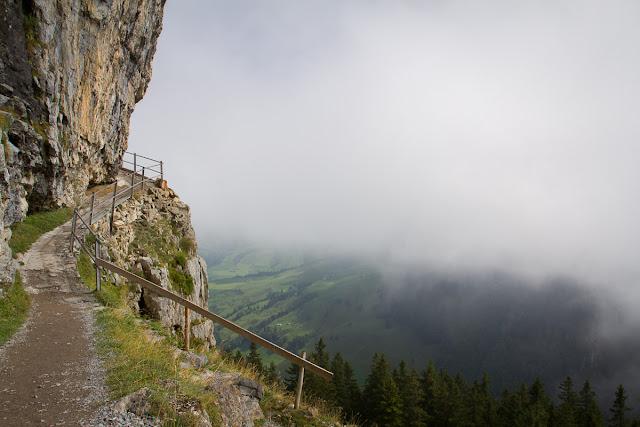 der Bergweg