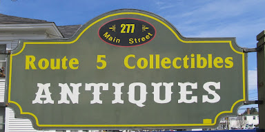 Route 5 Collectibles, Lyndonville VT