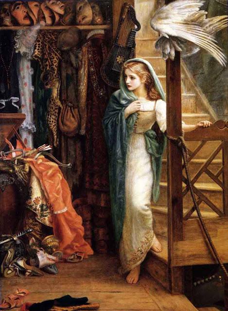 Arthur Hughes - The Property Room