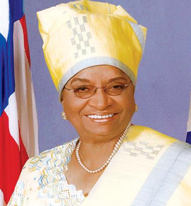 Ellen Johnson Sirleaf Presidenta Liberia Nobel Paz