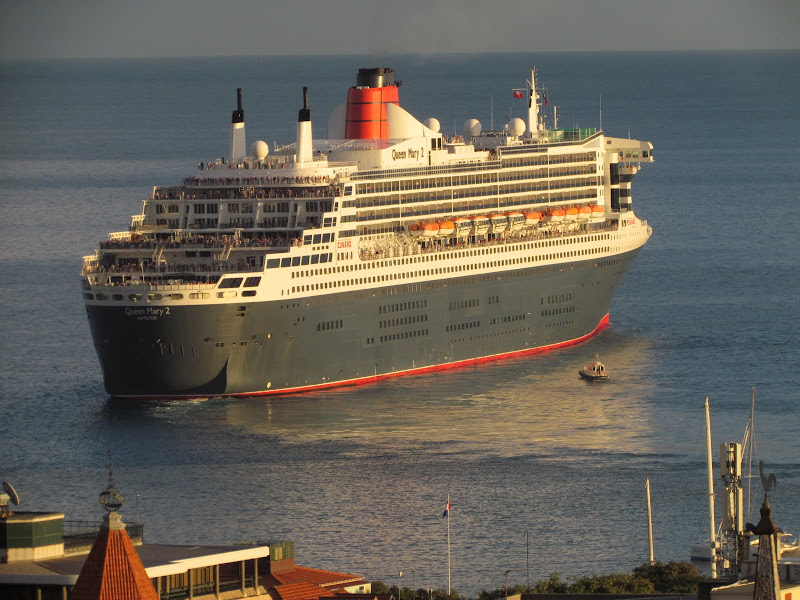 Queen Mary 2, simply the best cruise ship