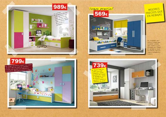 Dormitorio muebles modernos habitaciones juveniles asturias for Muebles juveniles asturias