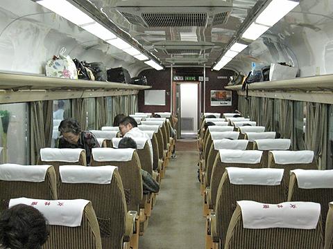 JR北海道 急行「はまなす」 ドリームカー 車内 その1