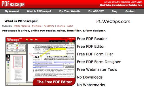 15 herramientas para realizar anotaciones en documentos pdf gratis