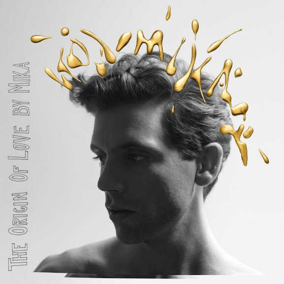 Mika – Step With Me Lyrics, deluxe artcover