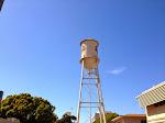 Eines der Wahrzeichen der Warner Bros Studios