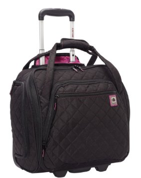 Delsey Quilted for SpiritAir Travel