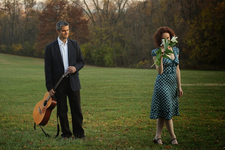 Matt & Shannon Heaton. From What I'm Listening To: Tell You in Earnest
