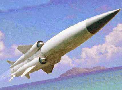 Крылатые ракеты России