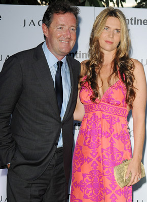 Piers Morgan Biography News Profile Relationships Photo