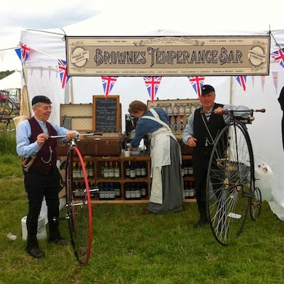Brownes Temperance Bar.