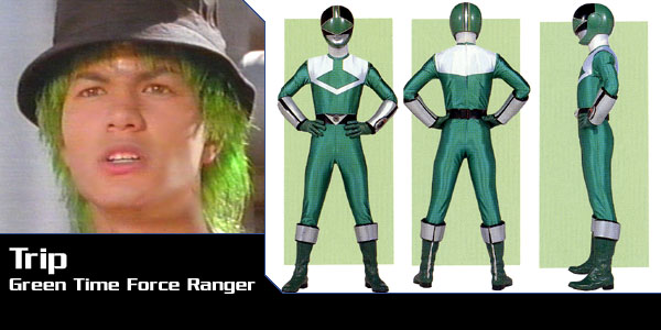 Power Rangers Forever: Time Force