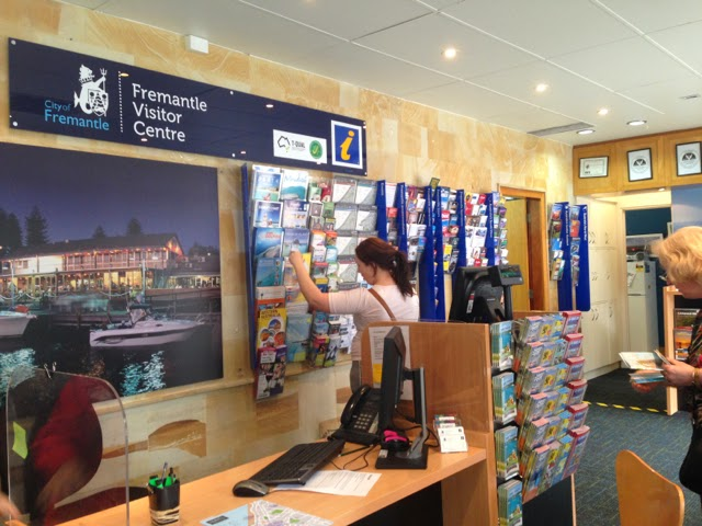 Fremantle Visitor's Information
