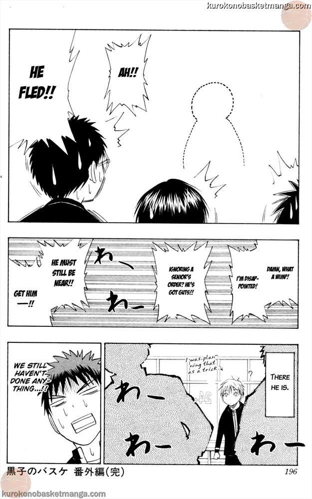 Kuroko no Basket Manga Chapter 61 - Image 24