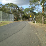 Road through Pennant Hills Park (24607)