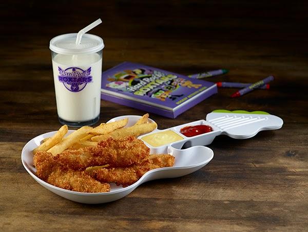 New Roxtars Themed Meals from the Hard Rock Cafe #ThisIsHardRock #HRRoxtars