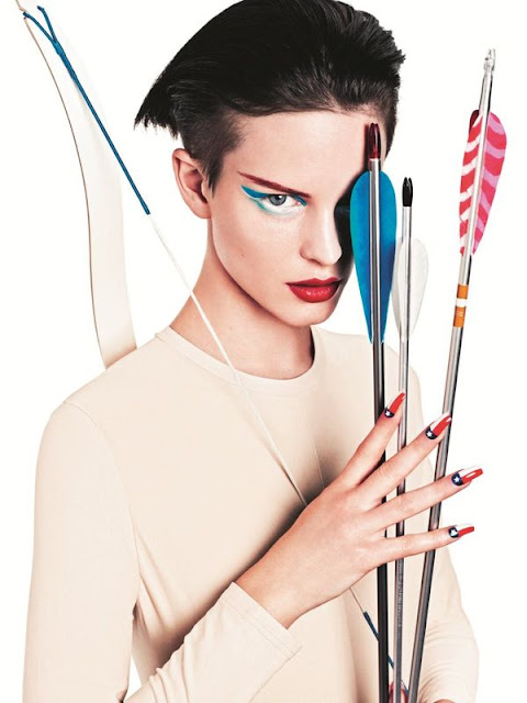 NK The Beauty Games, campaña primavera verano 2012