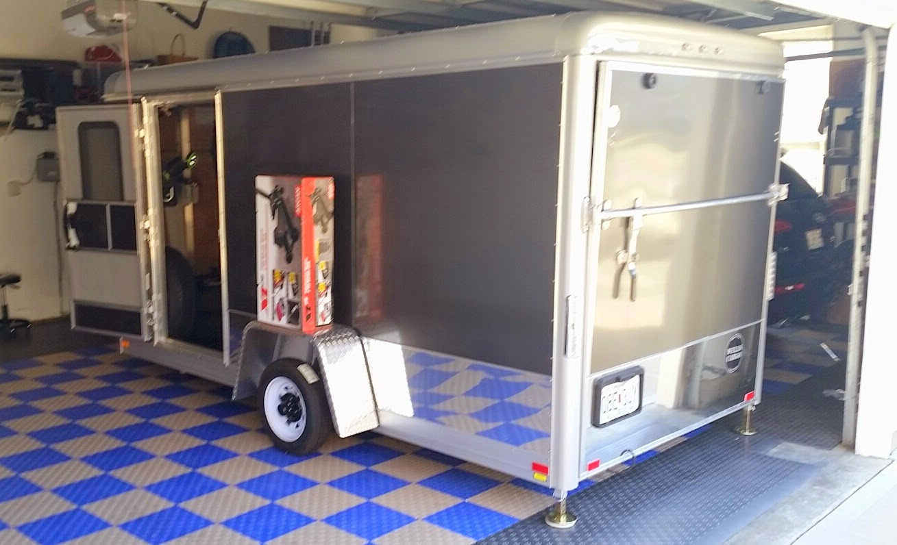 Teardrops N Tiny Travel Trailers View Topic 6x12 Vee