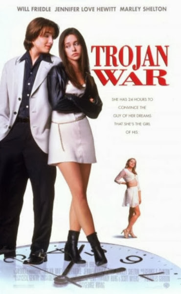 Poster Of Trojan War (1997) Full Movie Hindi Dubbed Free Download Watch Online At Alldownloads4u.Com