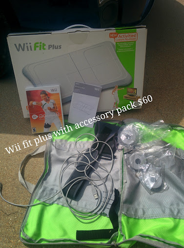 Wii Fit Plus with Accessory Pack