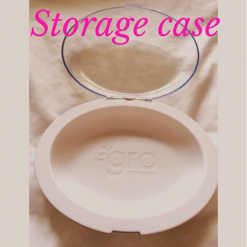 gro hush storage case