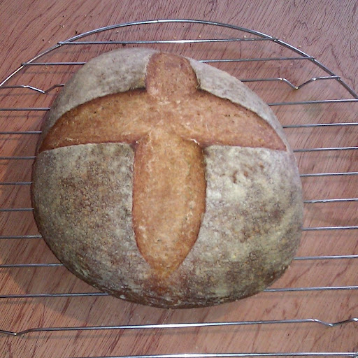 Whole Wheat Hearth Bread