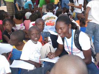 """AMERICA/HAITI - """"O futuro do Haiti está na educação"""": concluída a campanha a favor de 12.500 crianças, adolescentes e jovens"""