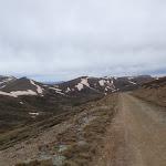The Old Kosciusko Road below Rawson Pass (85174)